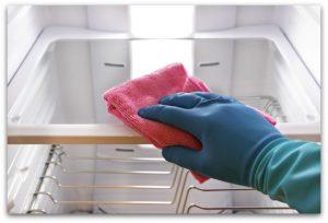 Consigli per una corretta pulizia del frigo