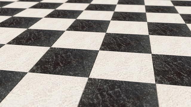Pulizia del pavimento in marmo