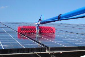 Cura dei pannelli fotovoltaici